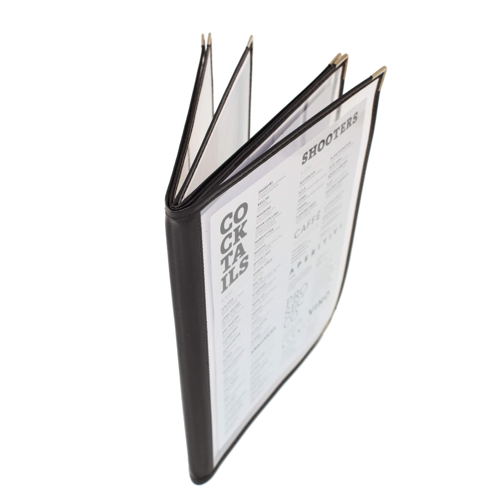 Bistro étlaptartó A4, 6 lapos 3