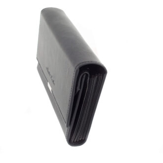 Fekete 6 zsebes brifko 18 cm (11)
