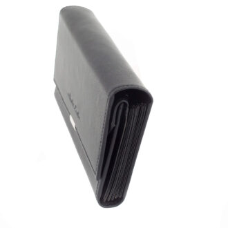Fekete 6 zsebes brifko 19 cm (3)