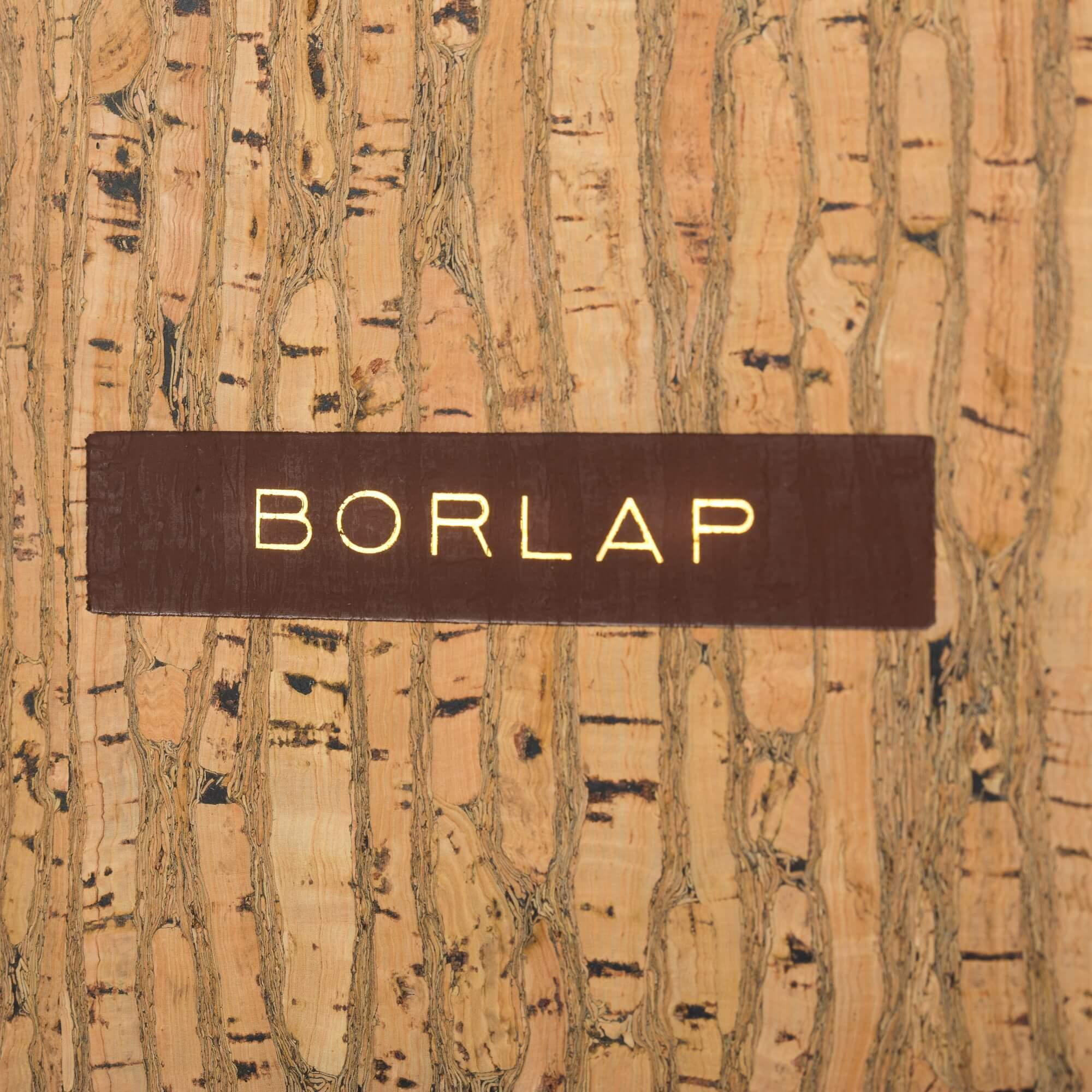 parafa borlap A3 mérethez elöl BORLAP