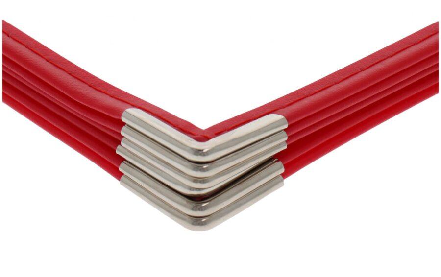 Bistro étlaptartó piros 6 lapos 3