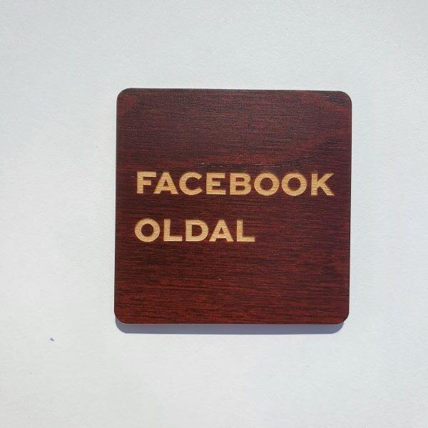 facebook-oldal-nfc-kartya