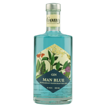MAN BLUE GIN